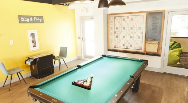 Game Room - Billiards