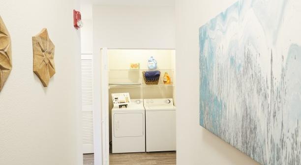 Model - Hallway/Laundry