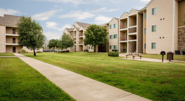 The Outpost Apartments in Waco