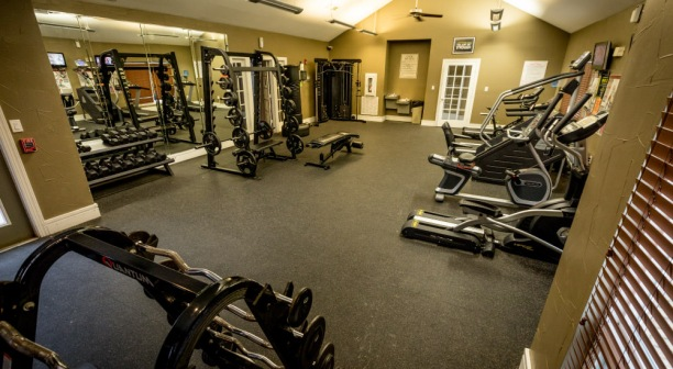 Outpost Apartments Fitness Center