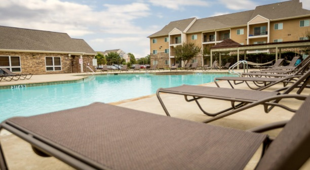 Waco Apartment Swimming Pool