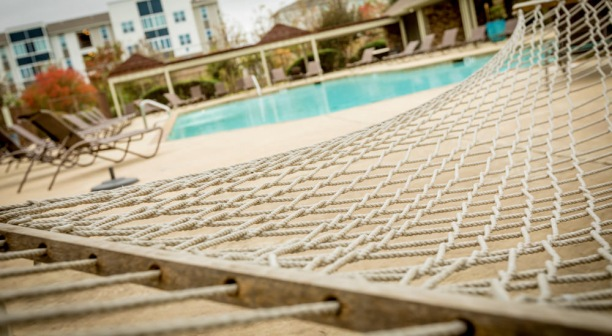 Waco Poolside Hammocks