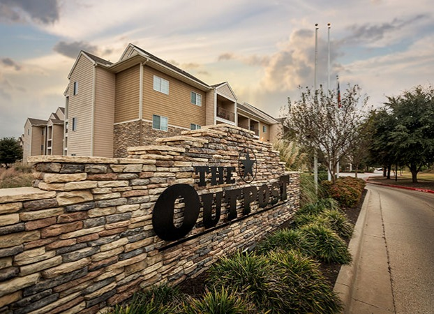 Welcome Home to The Outpost Apartments